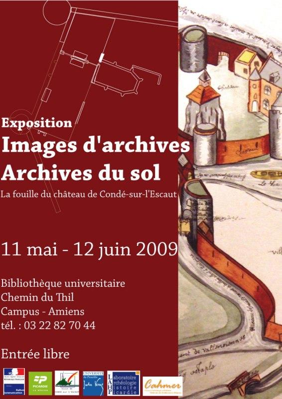 """""""Images d'archives - Archives du sol"""" exposition à Amiens Copie_11"""