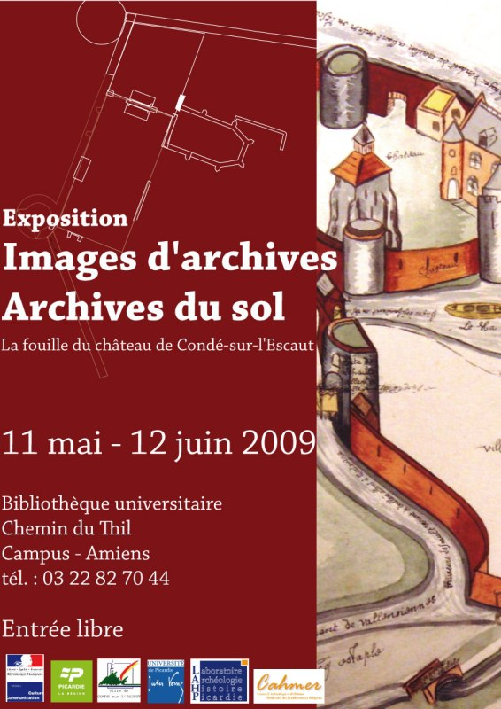 "Vernissage de l'exposition  ""Images d'archives - Archives du sol"" à Amiens Copie_12"