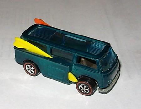 Volkswagen Beach Bomb 1969 Beach10