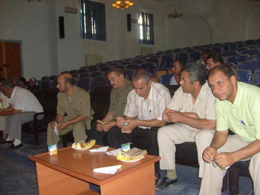 لأول مرة في تاريخه المجلس الشعبي البلدي المجلس يكرم  الناجحين في جميع الأطوار التعليمية - تقرير مصور - S7304510