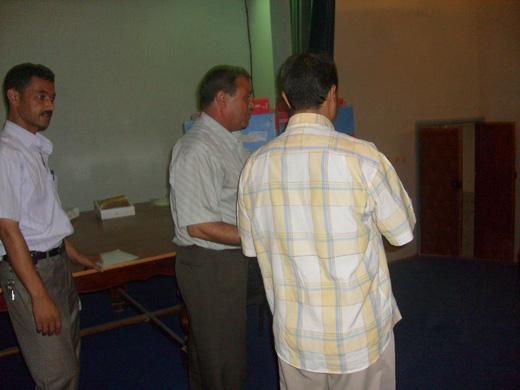 لأول مرة في تاريخه المجلس الشعبي البلدي المجلس يكرم  الناجحين في جميع الأطوار التعليمية - تقرير مصور - S7305010