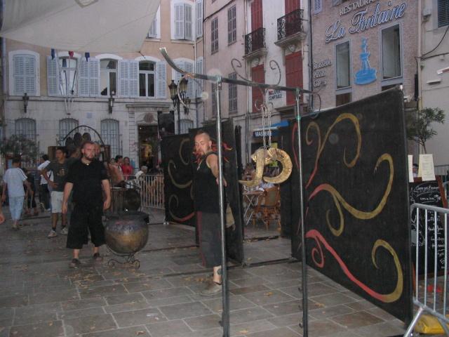 Fèsta medievala de Brinhòla, lo 22/08/09 Mediev21