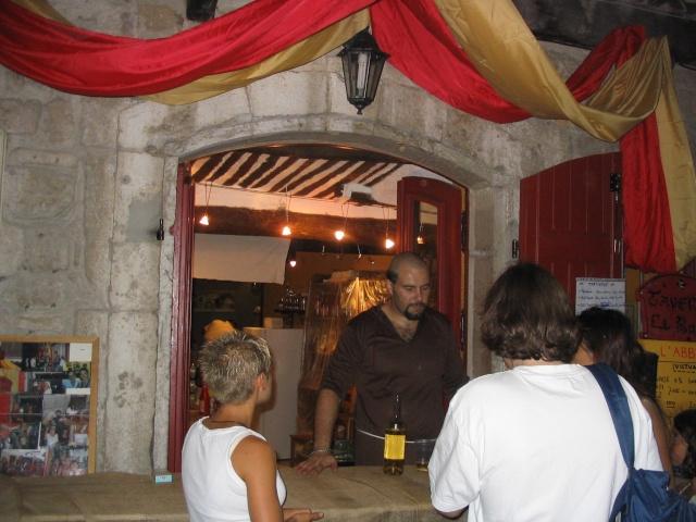 Fèsta medievala de Brinhòla, lo 22/08/09 Mediev28
