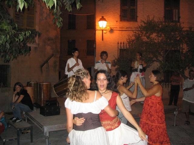 Fèsta medievala de Brinhòla, lo 22/08/09 Mediev31
