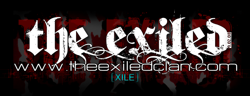 THE EXILED CLAN - THE EXILED Exrdti12