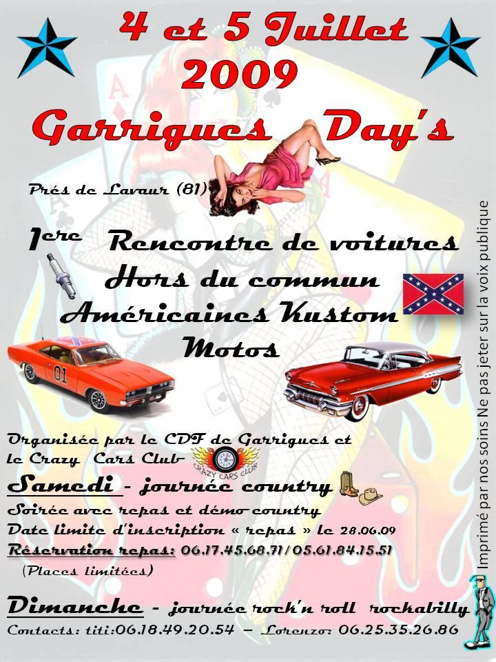 4 et 5 juillet festival à Garrigues dans le 81 Guarig10