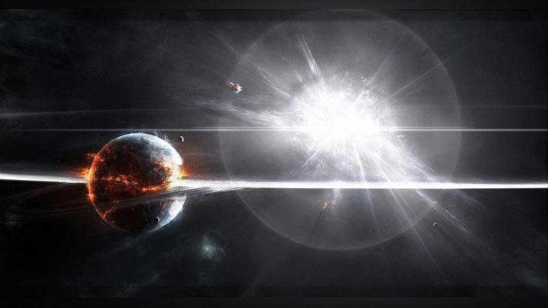 Le choc des univers