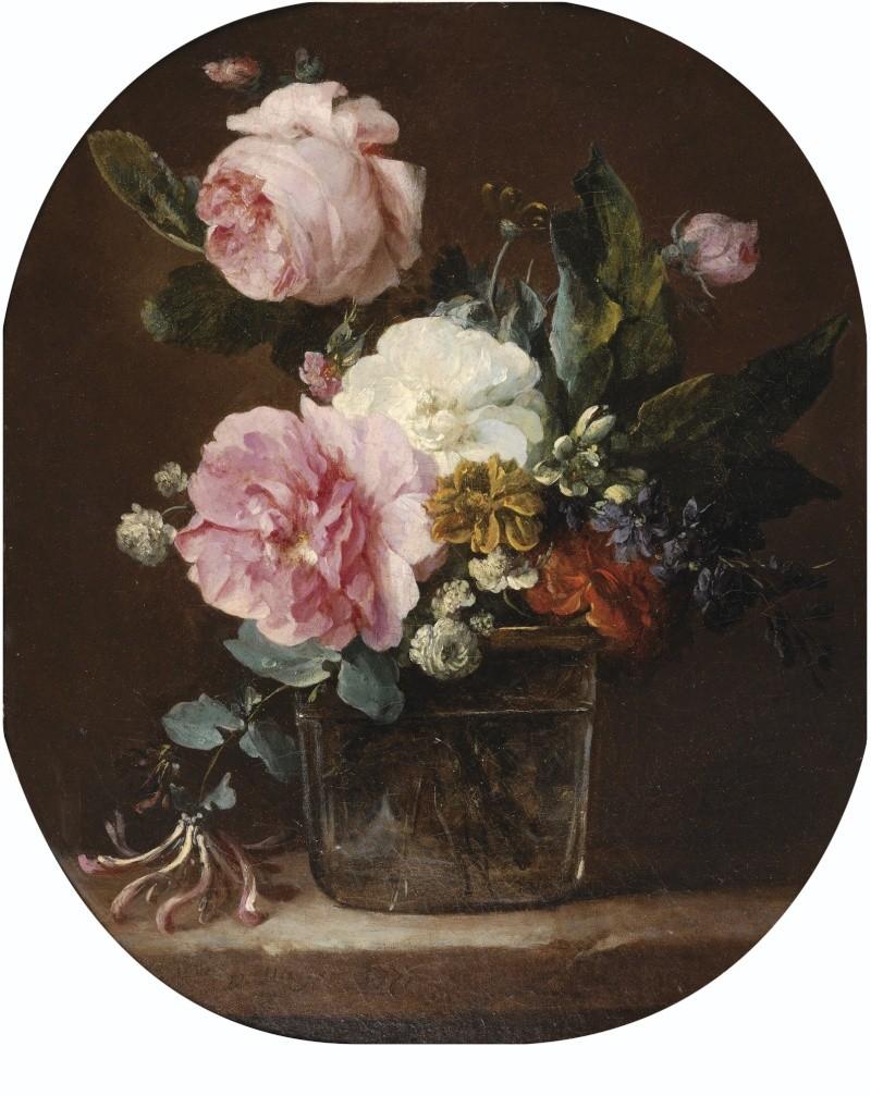 Anne Vallayer-Coster, chef du cabinet de peinture de Marie-Antoinette 068pf110
