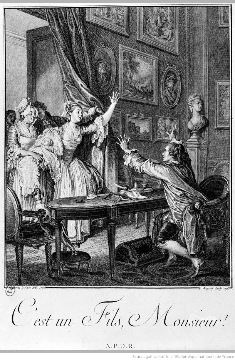 Jean-Michel Moreau le jeune, dessinateur des Menus Plaisirs du roi 11