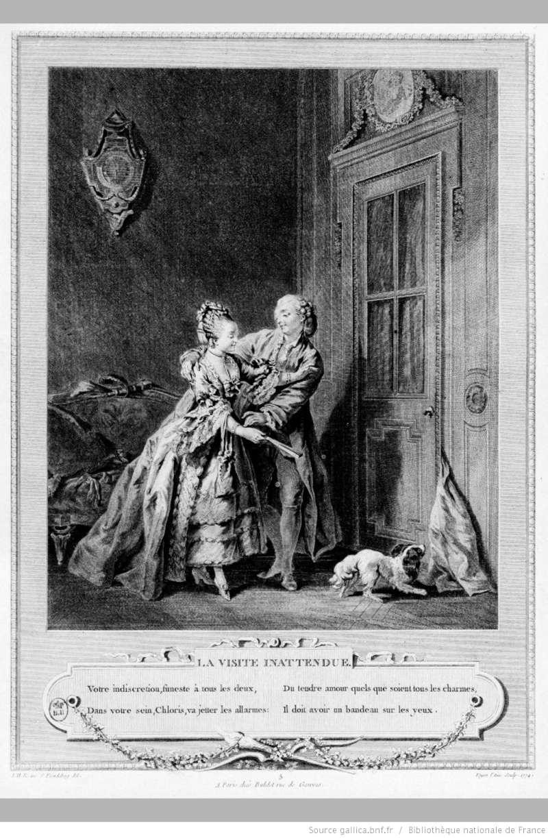 Jean-Michel Moreau le jeune, dessinateur des Menus Plaisirs du roi 11111110