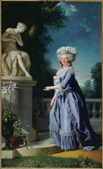 Adélaïde Labille-Guiard, peintre de Mesdames 19182510
