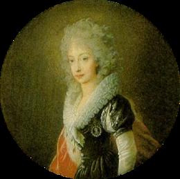 Lettres inédites de Marie-Caroline  au marquis de Gallo 260px-10