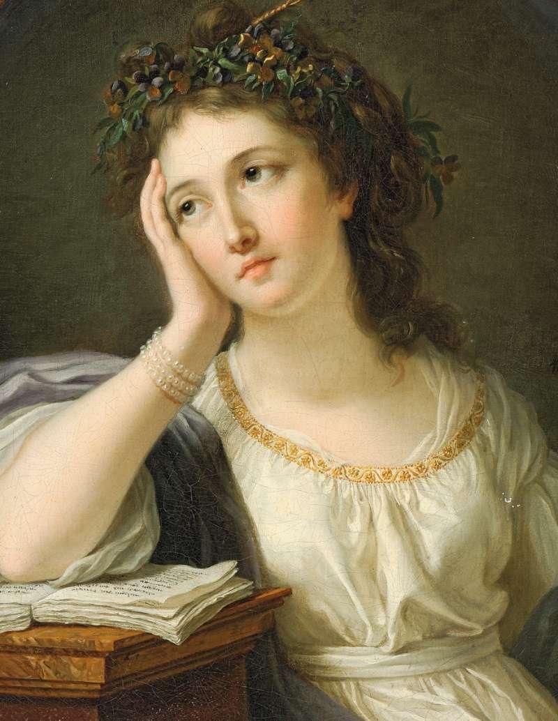 Anne Vallayer-Coster, chef du cabinet de peinture de Marie-Antoinette 28061410