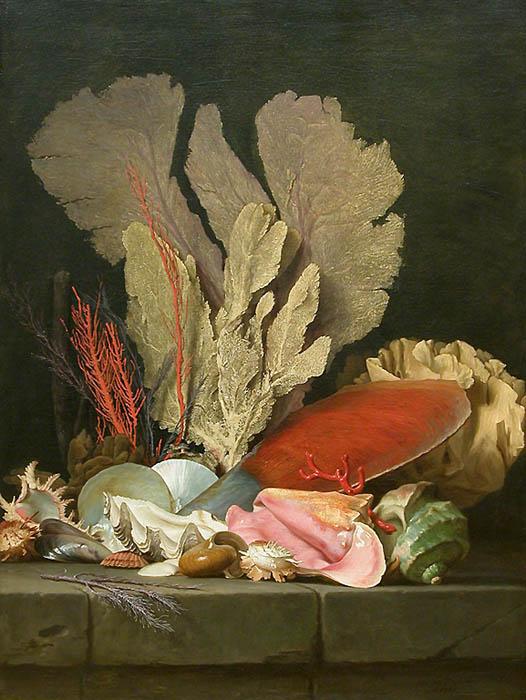 Anne Vallayer-Coster, chef du cabinet de peinture de Marie-Antoinette 29042_10