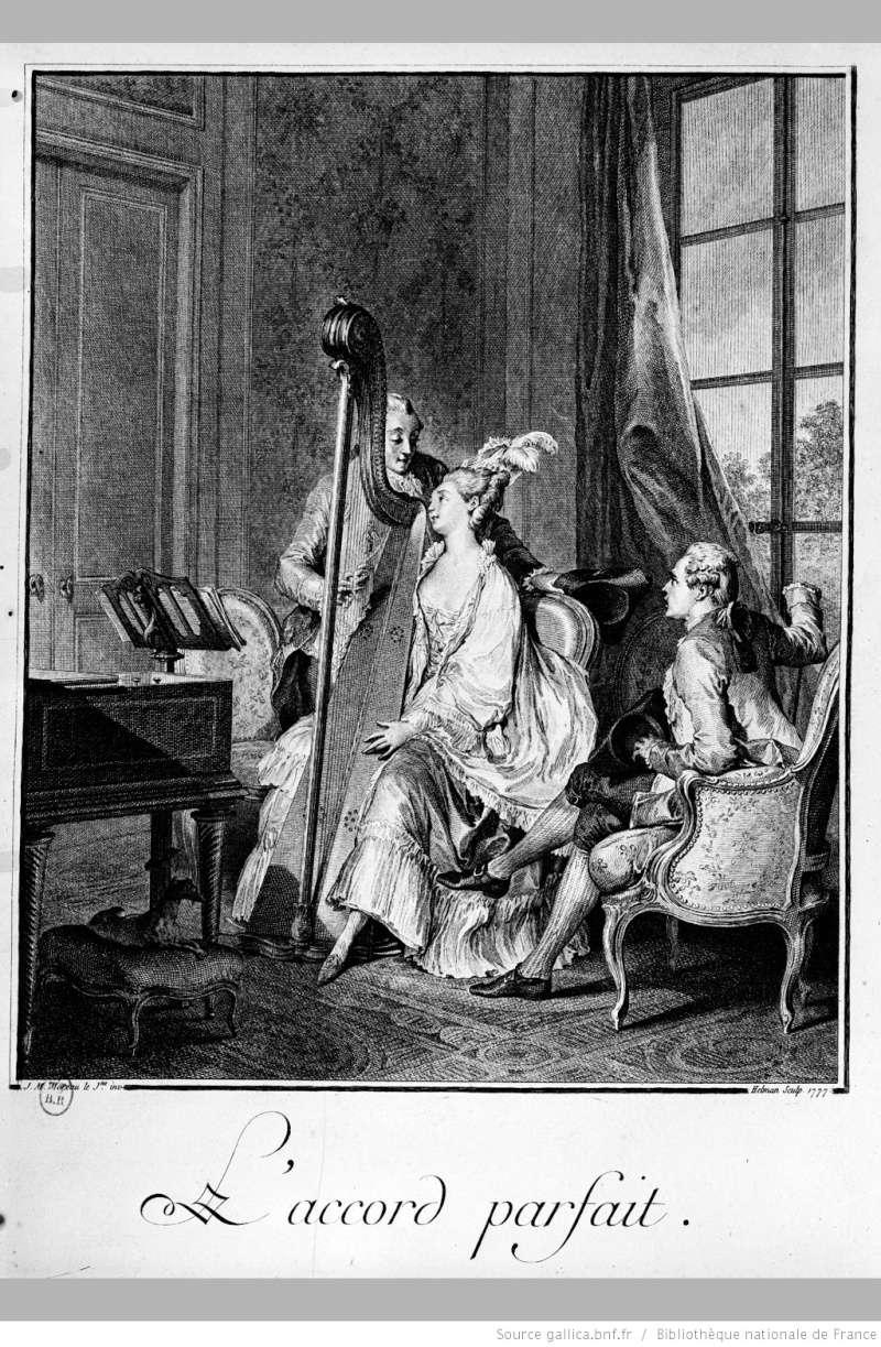 Jean-Michel Moreau le jeune, dessinateur des Menus Plaisirs du roi 33333310