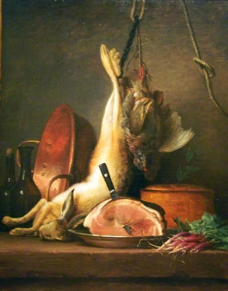 Anne Vallayer-Coster, chef du cabinet de peinture de Marie-Antoinette 45777710