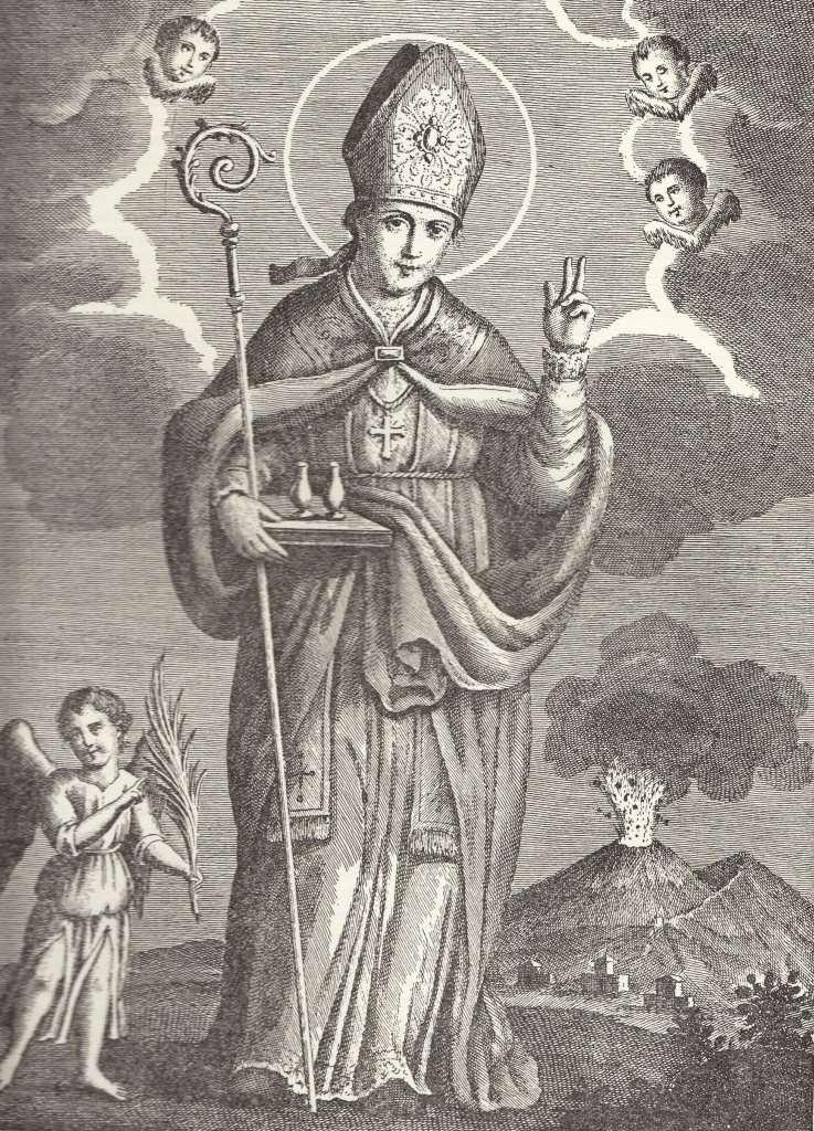 Le Vésuve, décrit par les contemporains du XVIIIe siècle 6910
