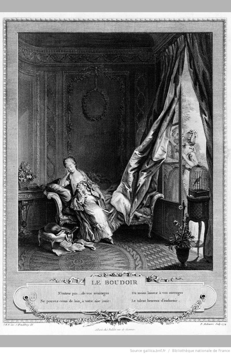 Jean-Michel Moreau le jeune, dessinateur des Menus Plaisirs du roi 88888811