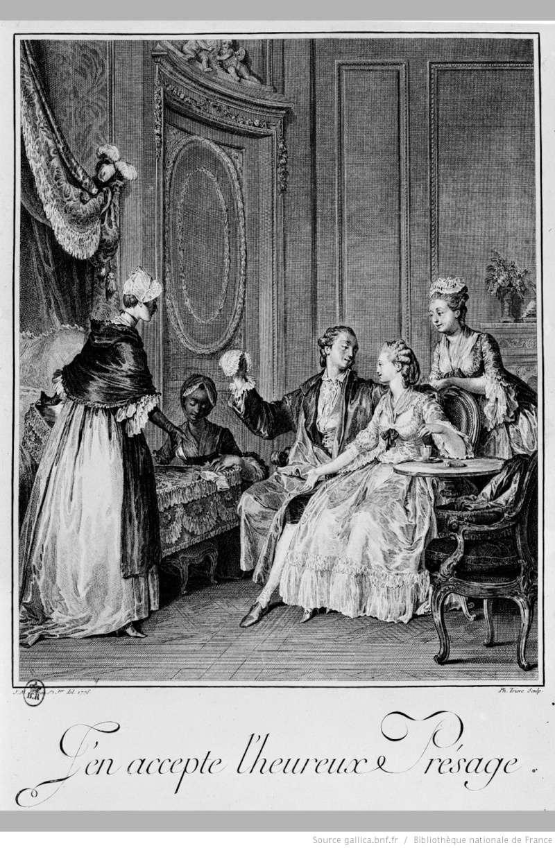 Jean-Michel Moreau le jeune, dessinateur des Menus Plaisirs du roi ____10