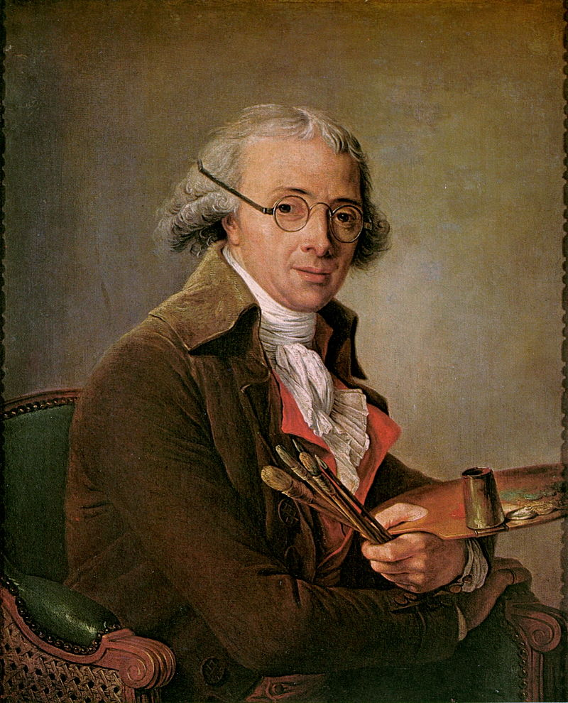Adélaïde Labille-Guiard, peintre de Mesdames Adylai10