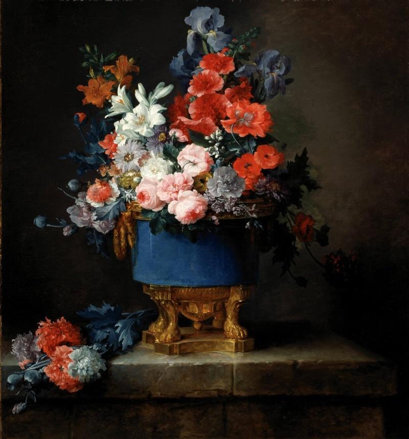 Anne Vallayer-Coster, chef du cabinet de peinture de Marie-Antoinette Anne-v10
