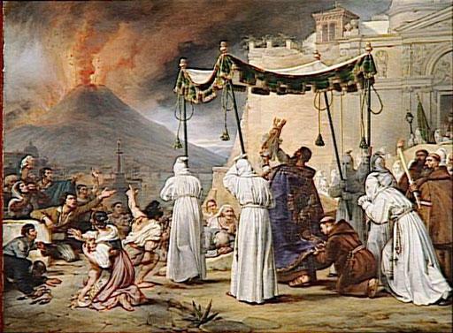 Le Vésuve, décrit par les contemporains du XVIIIe siècle Antoin10