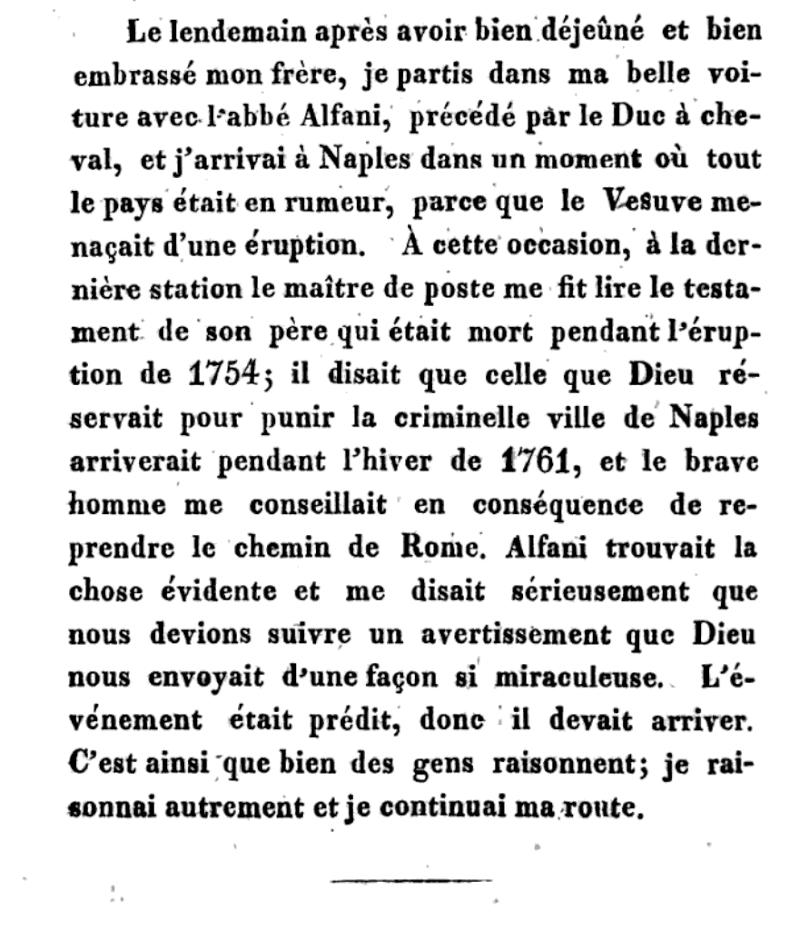 Le Vésuve, décrit par les contemporains du XVIIIe siècle Books11