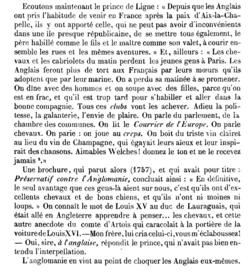 L'anglomanie à la Cour de France Books_10