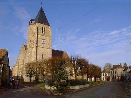 La duchesse Louise-Elisabeth de Tourzel Eglise11