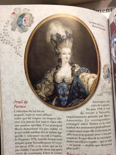 Marie-Antoinette, de Renaud Thomazo Fullsi10