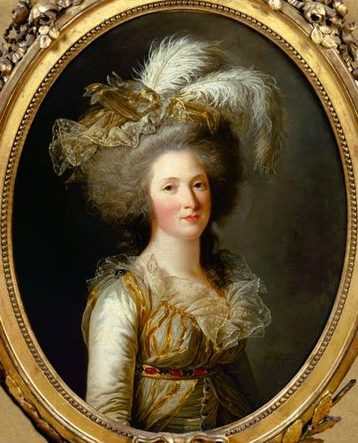 Adélaïde Labille-Guiard, peintre de Mesdames Guiard10