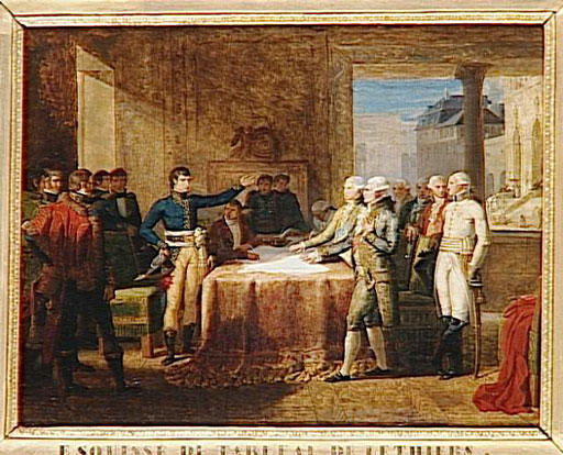 Lettres inédites de Marie-Caroline  au marquis de Gallo Guillo10