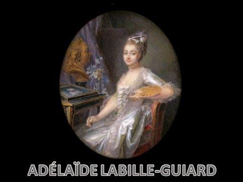 Adélaïde Labille-Guiard, peintre de Mesdames Hqdefa11