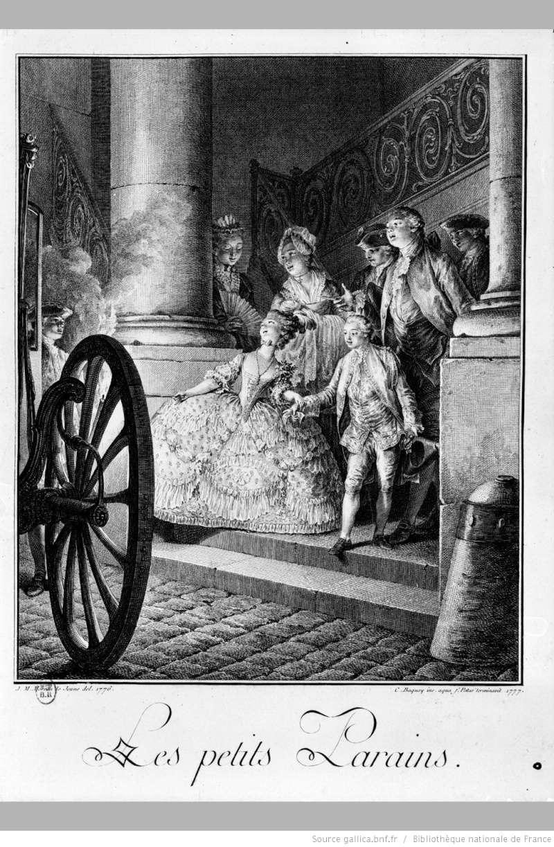 Jean-Michel Moreau le jeune, dessinateur des Menus Plaisirs du roi Iiiiii10