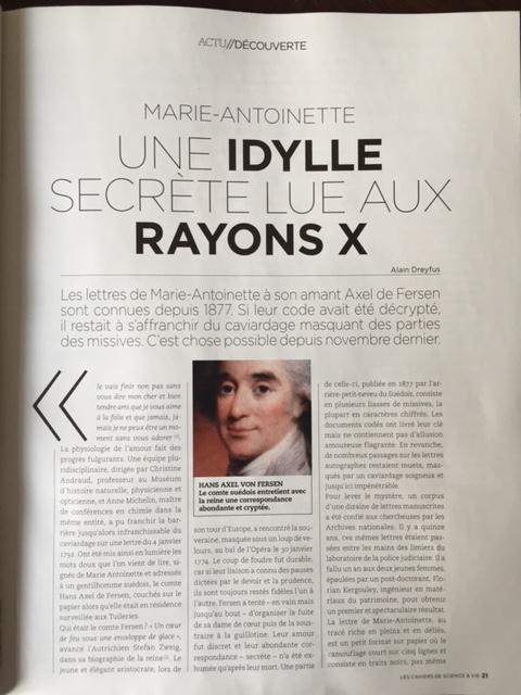 La correspondance de Marie-Antoinette et Fersen : lettres, lettres chiffrées et mots raturés - Page 25 Img_0711