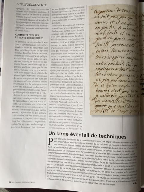 La correspondance de Marie-Antoinette et Fersen : lettres, lettres chiffrées et mots raturés - Page 25 Img_0712