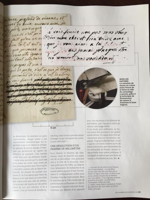 La correspondance de Marie-Antoinette et Fersen : lettres, lettres chiffrées et mots raturés - Page 25 Img_0713
