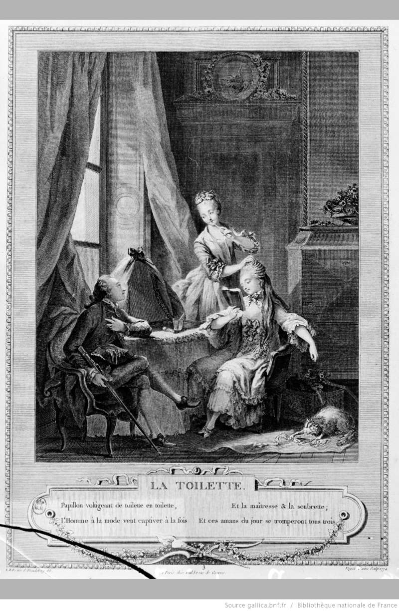 Jean-Michel Moreau le jeune, dessinateur des Menus Plaisirs du roi Llllll10