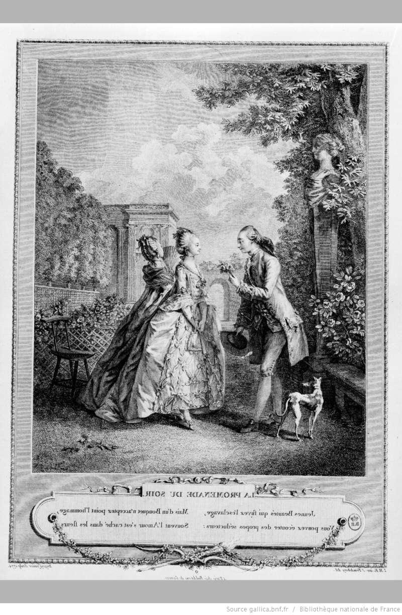 Jean-Michel Moreau le jeune, dessinateur des Menus Plaisirs du roi Llllll11