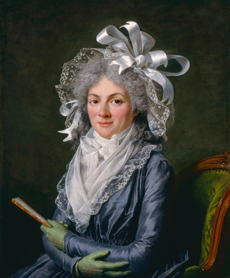 Adélaïde Labille-Guiard, peintre de Mesdames Madame10