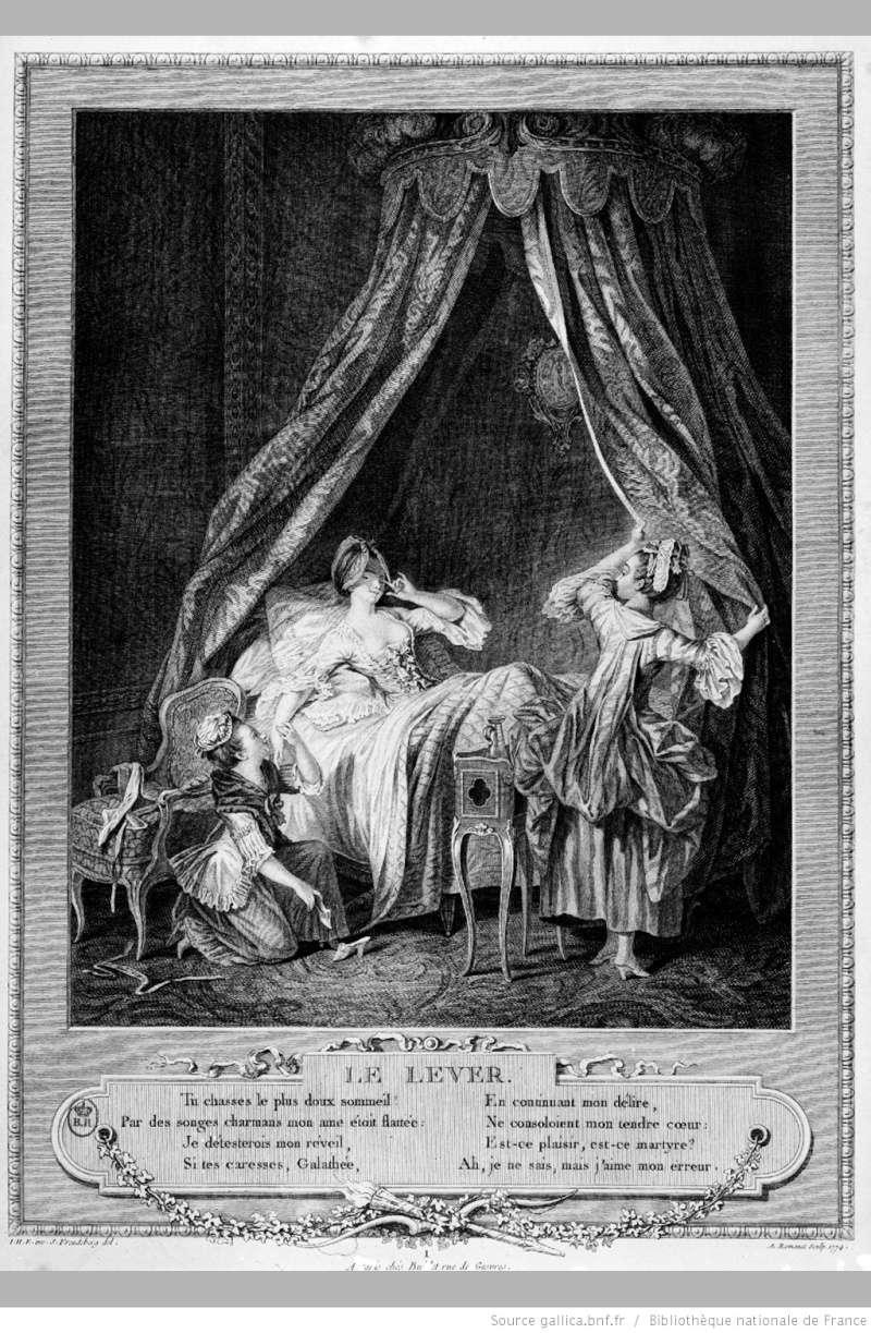 Jean-Michel Moreau le jeune, dessinateur des Menus Plaisirs du roi O10