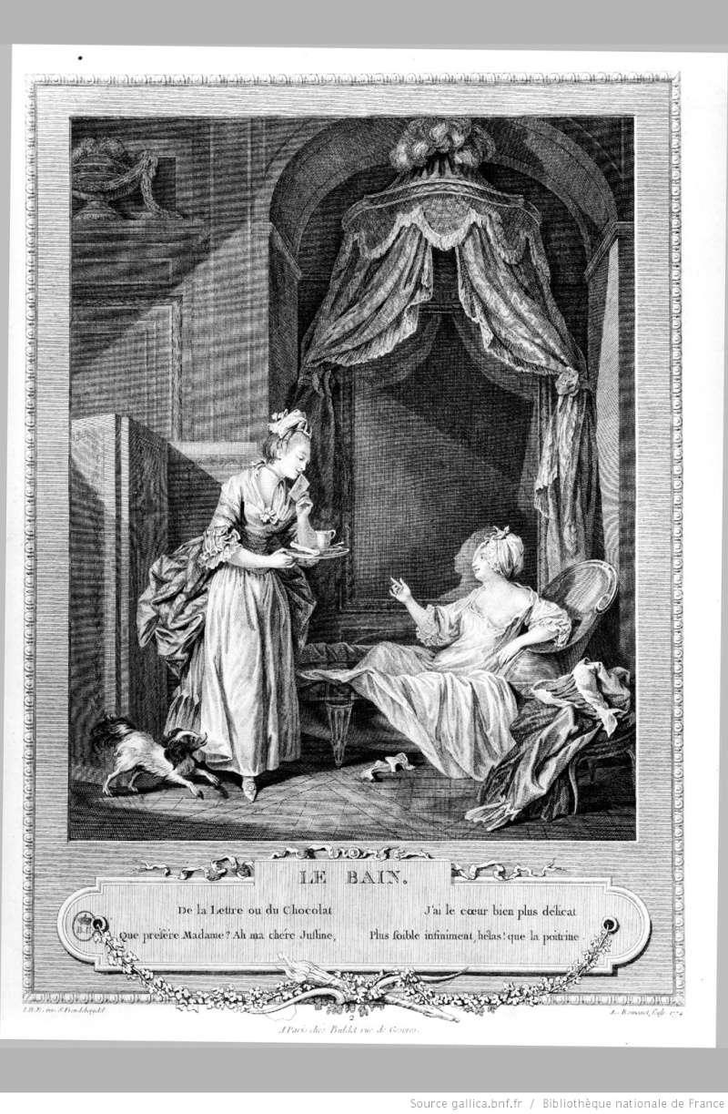 Jean-Michel Moreau le jeune, dessinateur des Menus Plaisirs du roi O_210