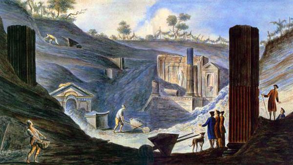 Le Vésuve, décrit par les contemporains du XVIIIe siècle - Page 2 P_fabr10