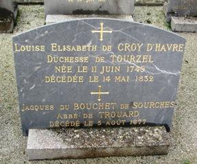 La duchesse Louise-Elisabeth de Tourzel Paris-12