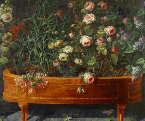 Anne Vallayer-Coster, chef du cabinet de peinture de Marie-Antoinette Tumblr12
