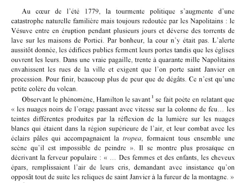 Le Vésuve, décrit par les contemporains du XVIIIe siècle - Page 2 Vesuve10