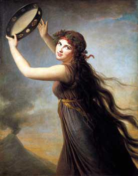 Le Vésuve, décrit par les contemporains du XVIIIe siècle Vigee-10