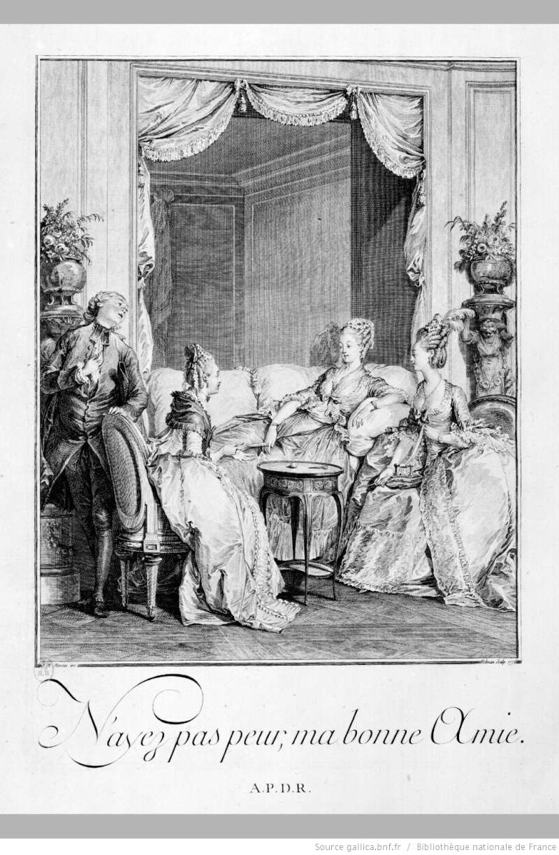 Jean-Michel Moreau le jeune, dessinateur des Menus Plaisirs du roi Yyyyyy10