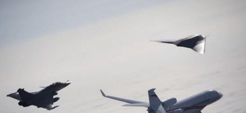 Drones: la France va collaborer avec la Grande-Bretagne  Drones10