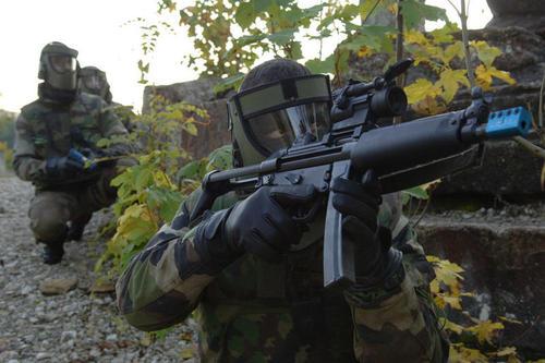 Matériels forces spéciales Françaises (source ministère des armées) Hk-mp510